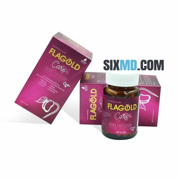 FlaGold Care Nano Isoflavon.