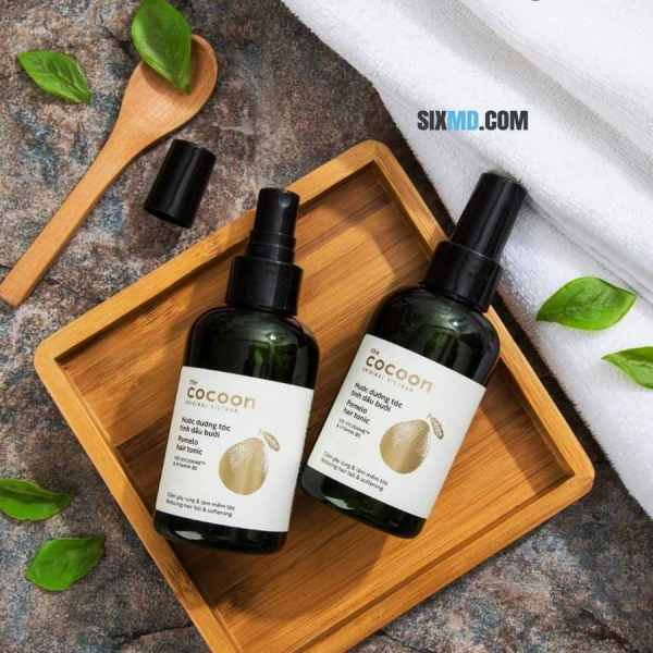Cocoon Pomelo hair tonic