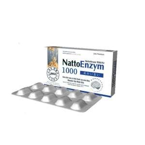 Nattoenzym capsules from VIetnam