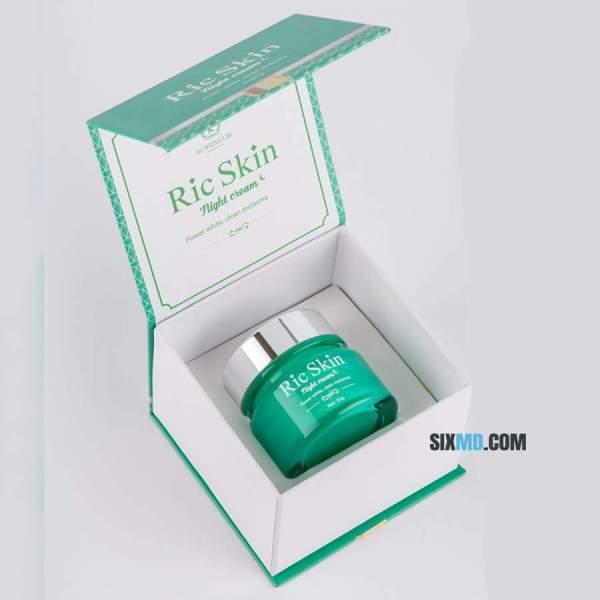 1 Jar Kohinoor Night Cream Facial Skin Care- Support to treat Melasma, Freckles.