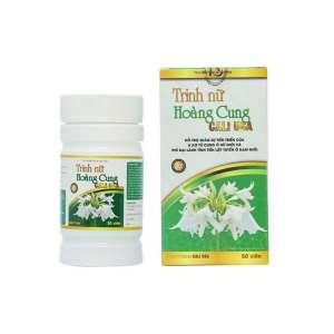 Trinh Nu Hoang Cung Cali USA 50 capsules