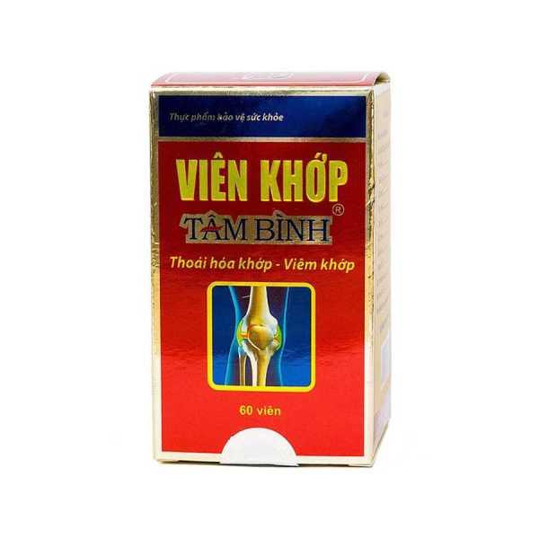 Vien Khop Tam Binh Joint pill