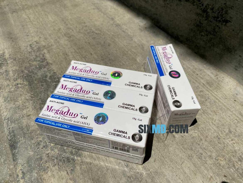 megaduo gel from Vietnam 15g
