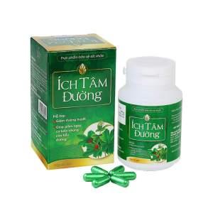 Ích Tâm Đường capsules from Vietnam