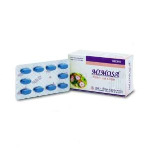 Mimosa 50 tablets