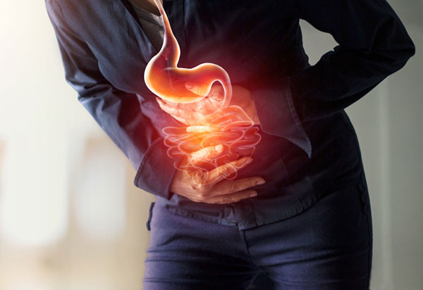 Stomach disease pain