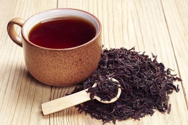 Vietnamese black tea - trà đen