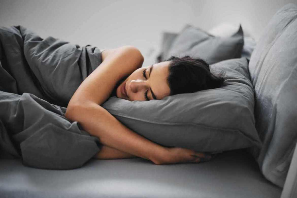 get enough sleep and rest
