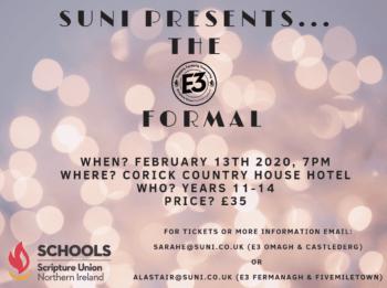 E3 Formal Invite 2020