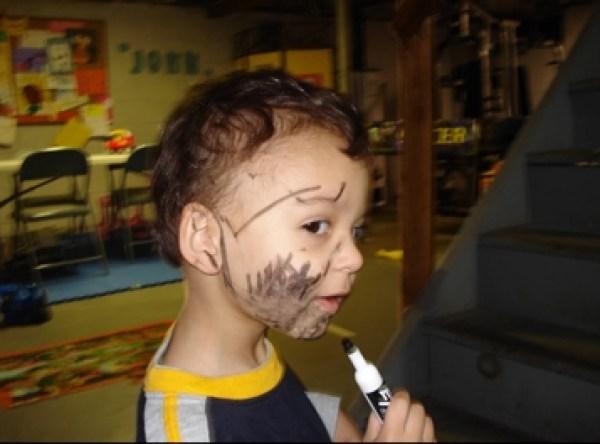 marker face