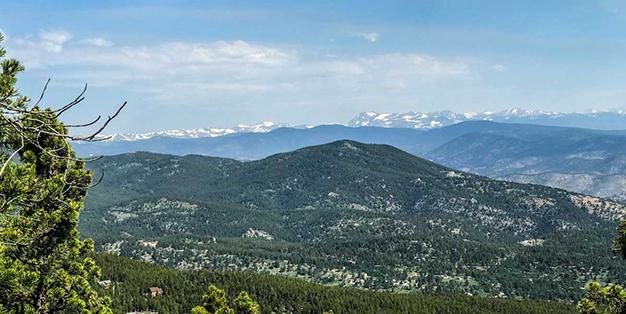 Bergen Peak