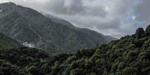 Six-Pack of Peaks - Mt Wilson view