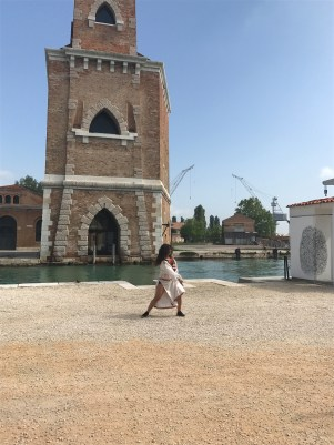 Dance at Navy Kiosk, Friday May 12th, Mani, Belkhodja, Symeonidis and Ghrab for The Tunisian Pavilion, The Absence of Paths at Venice Biennale (2)