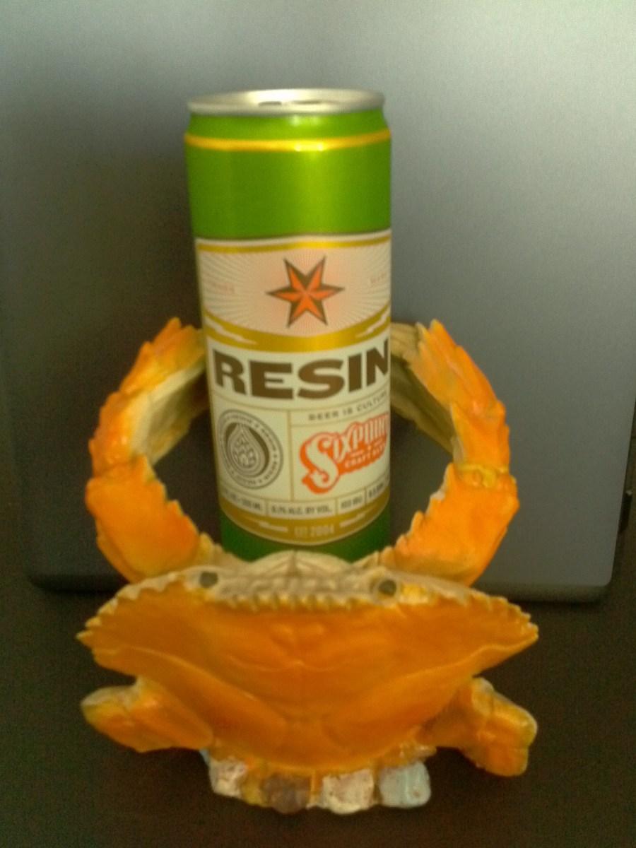 Rudy-Resin-Crab