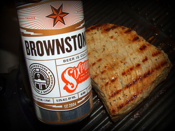 Brownstone Grillin'
