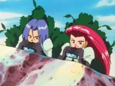 jesse james team rocket binoculars
