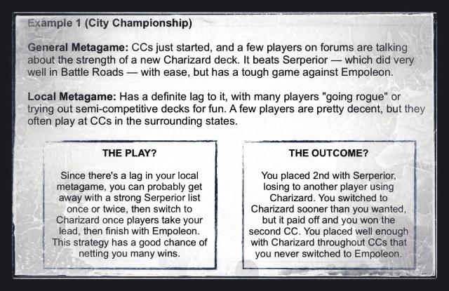 example 1 city championship