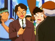 pokemon anime reporter interview