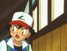 ash ketchum surprised anime