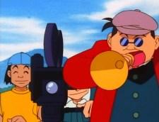 pokemon director video camera