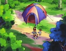 camping tent farfetch'd pokemon