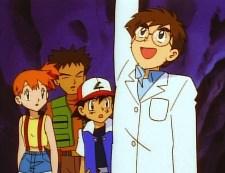 clefairy professor scientist