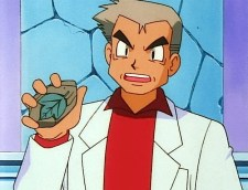 professor oak grass fossil