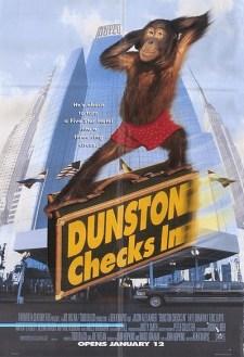 dunston checks in movie poster