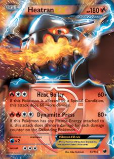 heatran-ex plasma freeze plf 13 official