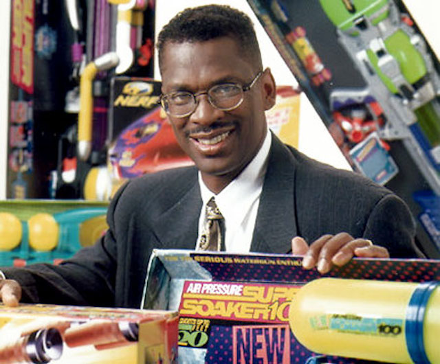 lonnie johnson super soaker