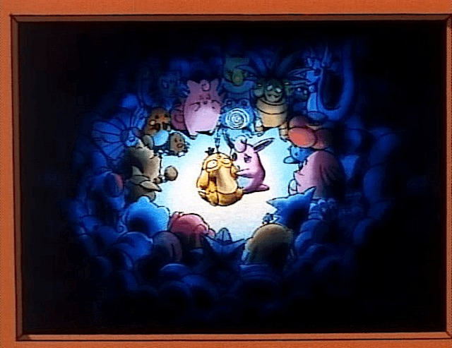 psyduck wigglytuff conclusion end crowd