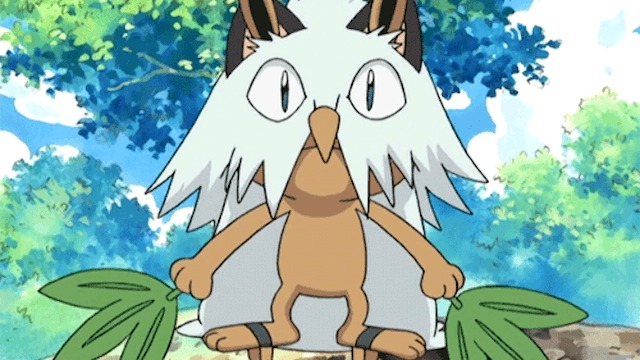 meowth shiftry