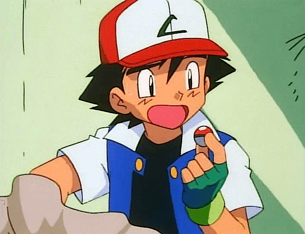 ash pokeball decision