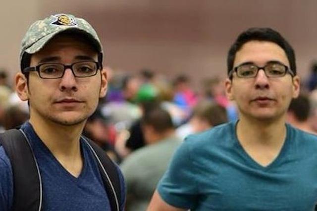 Daniel and David
