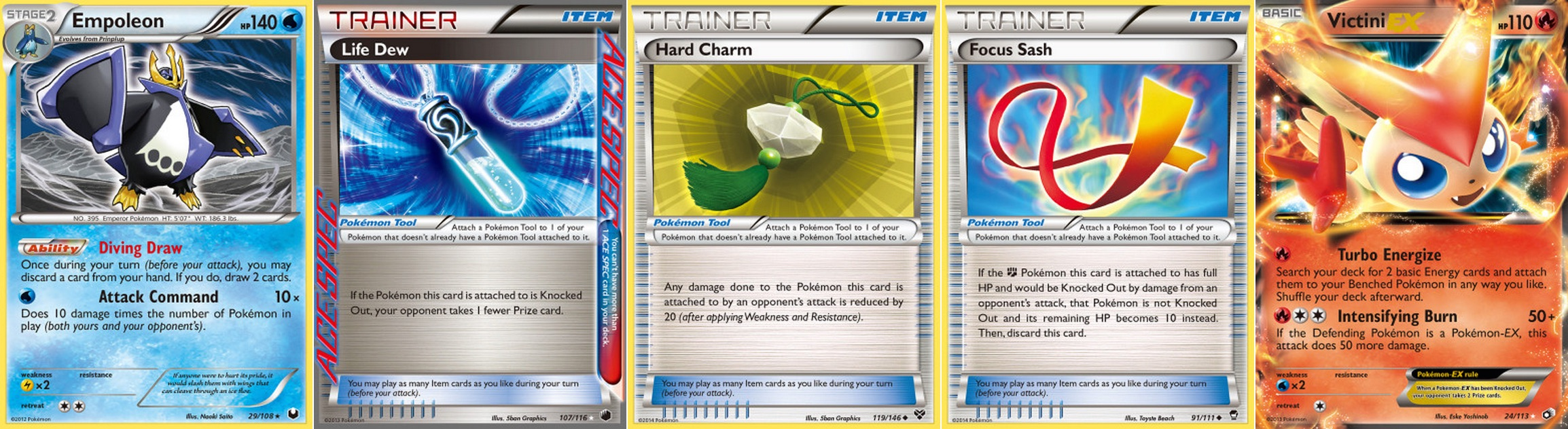 erik nance tech cards