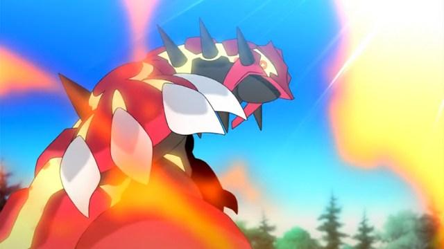 primal groudon anime