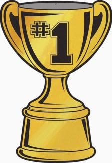 pecs trophy clipart #1