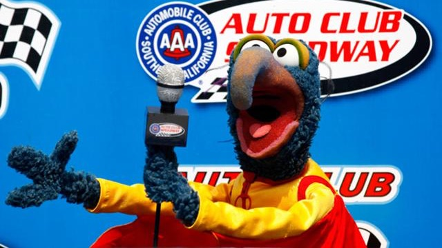 gonzo start your engines 16-9