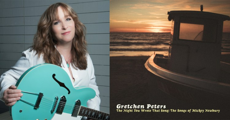 Gretchen Peters Interview - Reinterpreting The Songs Of Her Hero - Six  Shooter Country
