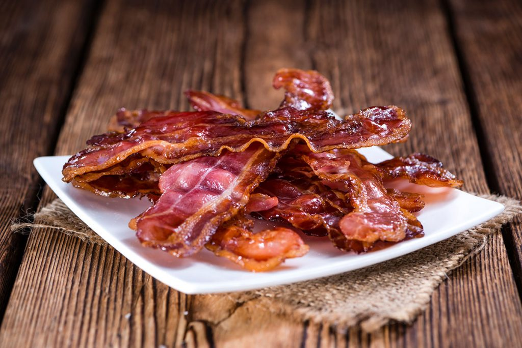 Six Sigma Ranch's Bacon