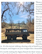 The Six Sigma Pinzgauer Off-Road Vehicle