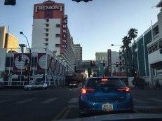 2016 Scion iM - Heading Towards Hotel