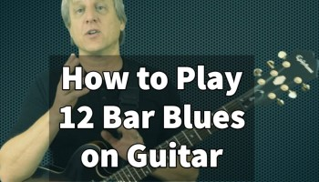 Introduction to Blues Guitar for Beginners: 16 Bar Blues – Six