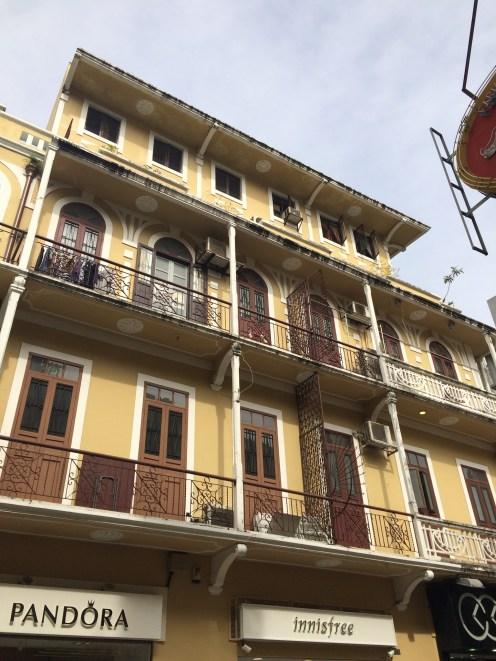 Portuguese architecture in Macau