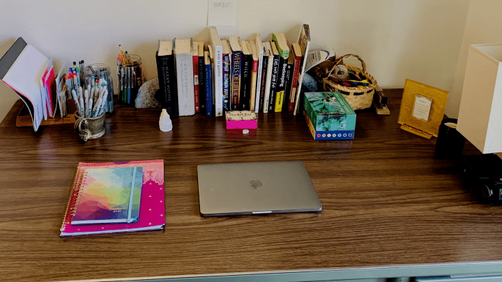 What's on My Desk: A Method to My Madness