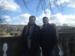 Bob and Brad in Henley