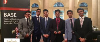 Aspiring Accountants From Newham Collegiate Sixth Form Centre (The NCS) Win ICAEW BASE London Regional Heats