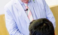 Lord Robert Winston Treats Newham Collegiate Sixth Form Med School Students To A Lecture