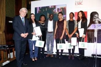 Newham Collegiate Sixth Form Centre (The NCS) Student Amna Kheri Wins LSBC Award