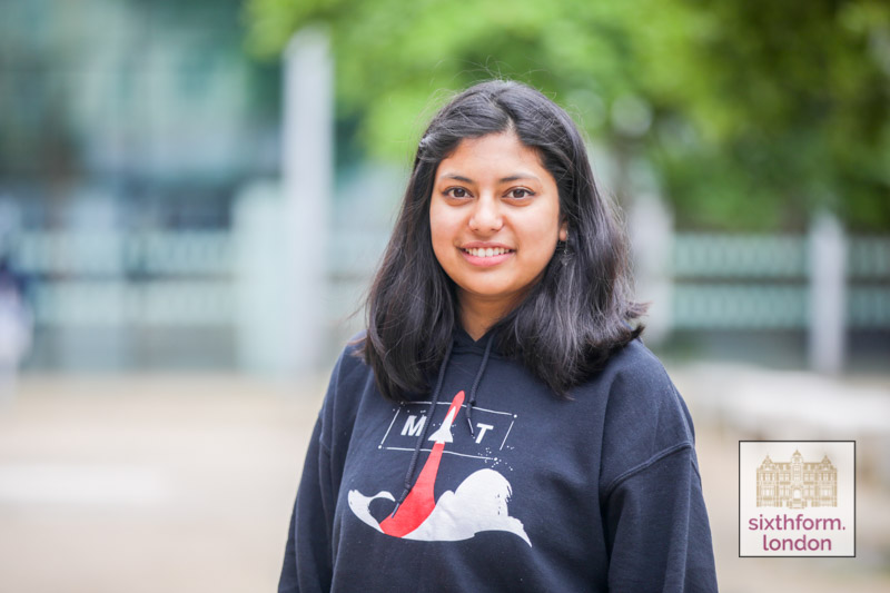 Tafsia Shikdar - The First Newham Collegiate Sixth Form Centre (The NCS) Student To Earn A Place At An Ivy League University